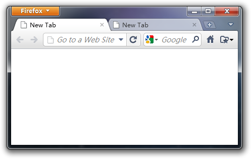 Wygląd Firefox - Motyw Fx Chrome